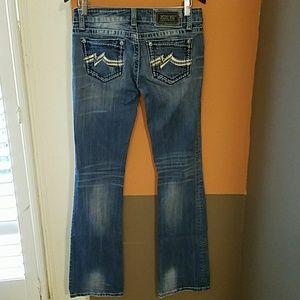 Miss Me jeans. 29x32